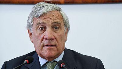 Bce: Tajani, ricetta Draghi è giusta