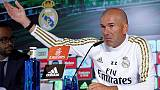 """Zidane """"Periodo complicato"""""""