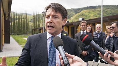 Conte, Italia non chiede favori a Ue