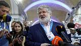 With Zelenskiy in charge, Ukraine tycoon Kolomoisky sees amicable solution on PrivatBank