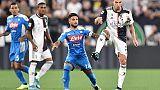 Serie A, Juve Inter e Napoli a segno