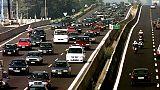 Incidenti stradali calano,ma più vittime