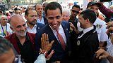 Venezuela government investigates Guaido over photo with suspected Colombian criminals
