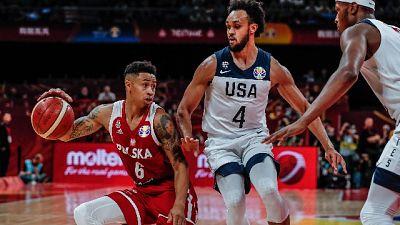 Mondiali basket, Usa al 7/o posto
