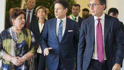 Conte, mi impegno a candidare Bari a G20