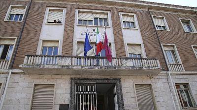 Ricostruzione, Marsilio 'delega sparita'