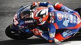 S.Marino: Moto2, Pasini weekend finito