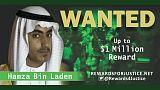 Osama bin Laden's son Hamza killed in U.S. raid, Trump says