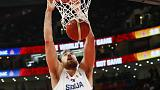 Serbia bounce back to finish fifth at FIBA World Cup