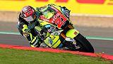 San Marino: a Di Giannantonio pole Moto2