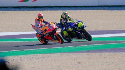 S.Marino: Rossi,Marquez mi ha ostacolato