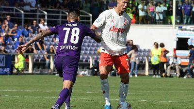Serie A: Fiorentina-Juventus 0-0