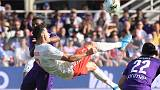 Juventus escape with a point from trip to much-improved Fiorentina