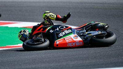 S.Marino: Aprilia, Iannone non gareggia