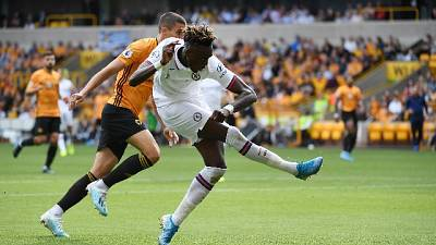 Cutrone-gol non basta,Wolves-Chelsea 2-5