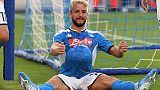 Serie A: Napoli-Sampdoria 2-0
