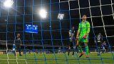 Mertens strikes twice as Napoli sweep pointless Sampdoria aside