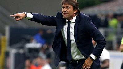 Inter: Conte, c'è tanto da lavorare