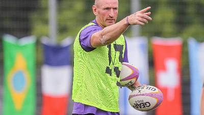 "Rugby:ex capitano Galles Thomas ""Ho Hiv"""
