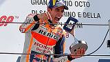 Marquez extends MotoGP lead with San Marino win