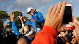 Europe win Solheim Cup in thrilling finale