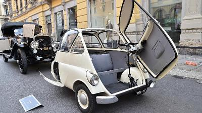 'Iso Isetta' vince Street Show a Milano