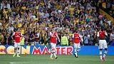 Skipper Xhaka says Arsenal were scared at Watford