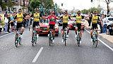 Vuelta: Roglic festeggia a Madrid
