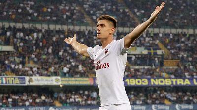 Serie A: Verona-Milan 0-1