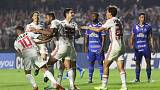 Late goal gives Sao Paulo 1-1 draw at home to CSA in Brazil