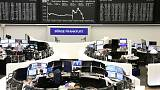 European shares fall after Saudi attacks, bleak China data