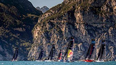 Vela: GC 32 Tour,Alinghi vince sul Garda