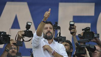 Governo: Salvini, è stata una truffa