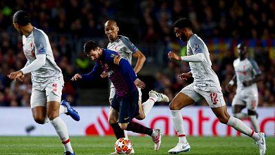 Champions: Messi pronto per l'esordio