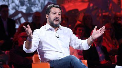 Salvini,eleggere sindaco in gamba a Roma