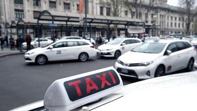 Taxi: a Milano Orsa in stato agitazione