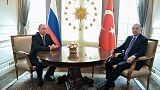 Russia's Putin discussed situation in Syria's Idlib with Turkey's Erdogan - RIA