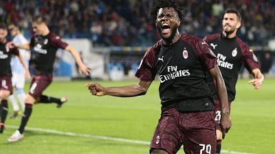 Milan: No al razzismo, il calcio unisce