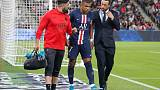 PSG forwards Mbappe, Cavani ruled out of Real Madrid clash