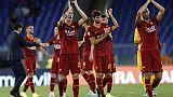 """Roma, Totti """"finalmente una vittoria"""""""