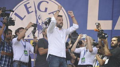 Salvini,Renzi?Che non si fa per poltrona