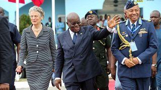 Des dirigeants africains réunis à l'occasion de la première édition du Forum Kofi Annan pour la paix et la sécurité (KAPS)