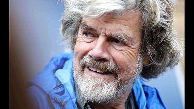 75 candeline per Reinhold Messner