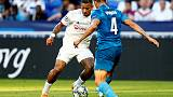 Lyon held by Zenit in disappointing start to Champions League