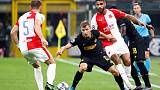 Barella rescues Inter with stoppage-time equaliser against Slavia
