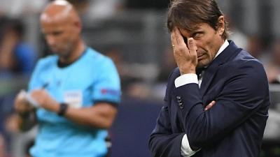 Conte, mi scuso per prestazione Inter