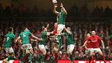 Rugby - Irish lineout comes into focus amid selection tradeoffs