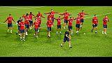 Bayern-Stella Rossa: polizia in allarme