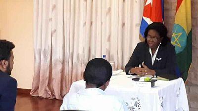 Press Conference of the Ambassador of Cuba