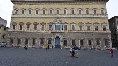 A Roma tra cinema e cibo italo francese